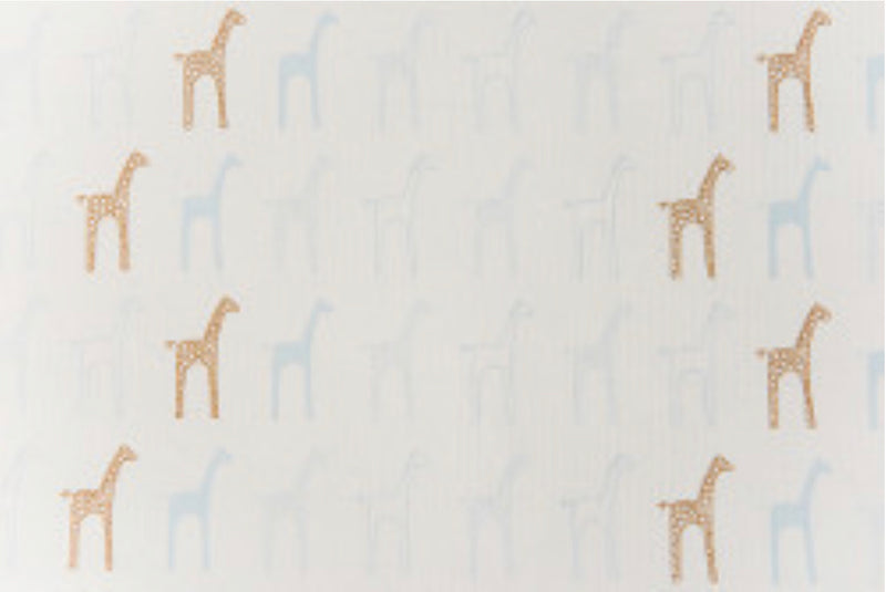 Blue Giraffe - Scented Drawer Liners