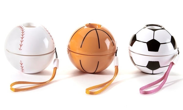 Binocular Ball with Strap, Assorted