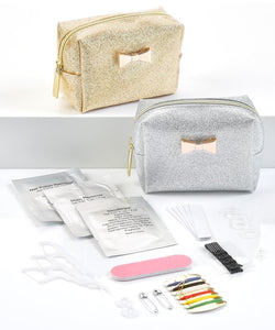 Beauty Essentials Kit Silver