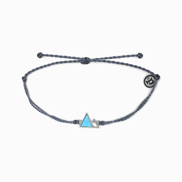 Gem Mountain Bracelet Black
