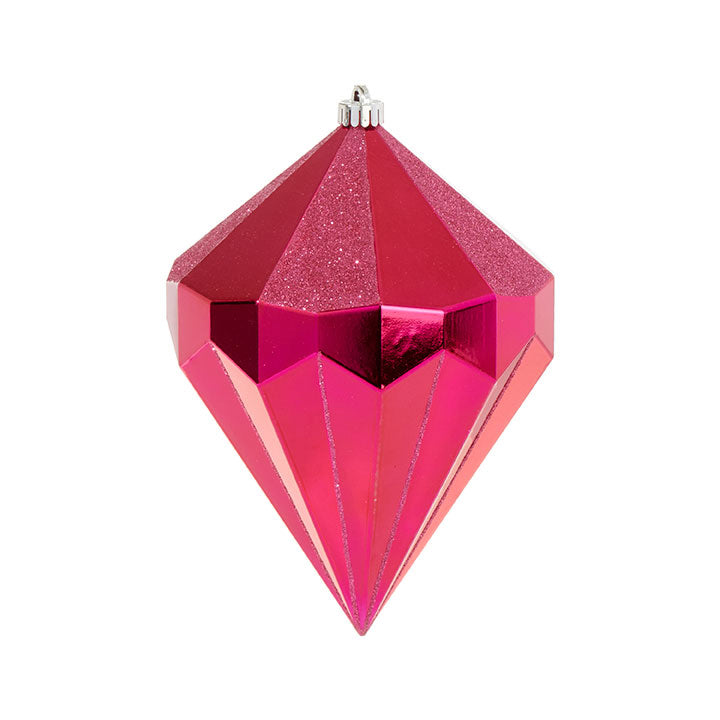 Pink Geometric Ornament