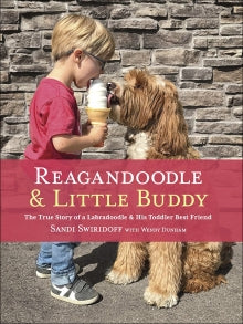 Reagandoodle and Little Buddy