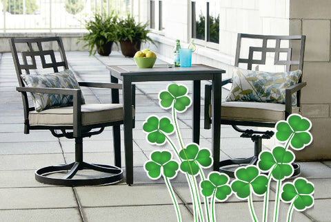 The Outdoor Patio Store Shamrock Sale 25% off + free shipping