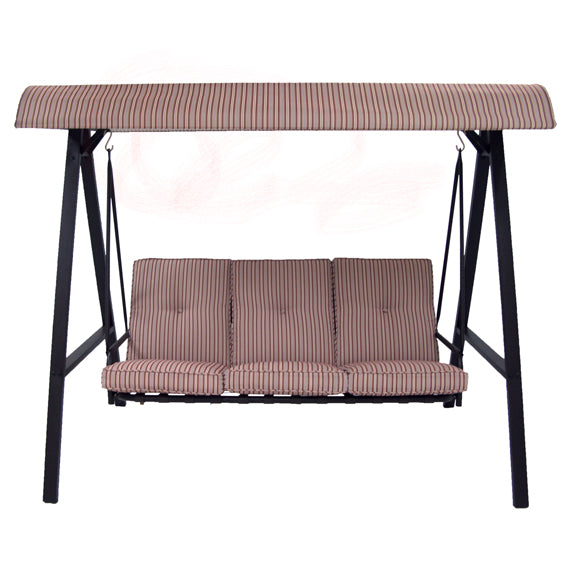 Mainstays 2012 Swing Replacement Canopy And Cushions For