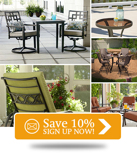 The Outdoor Patio Store Coupon Discount Code