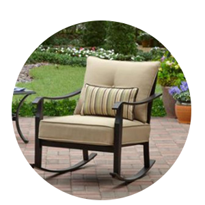 Shop Patio Chairs and Seating