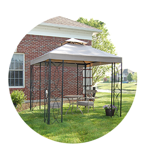 Shop 8x8 FT Square Gazebos