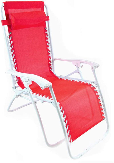 Zero Gravity Chair - Red