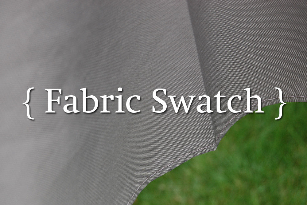 8 ft. x 8 ft. 300D Canopy Fabric Swatch