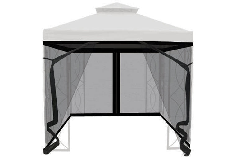 mosquito net for 8x8 gazebo