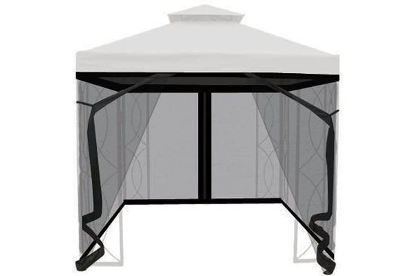 8 X 8 Gazebo Insect Netting The Outdoor Patio Store