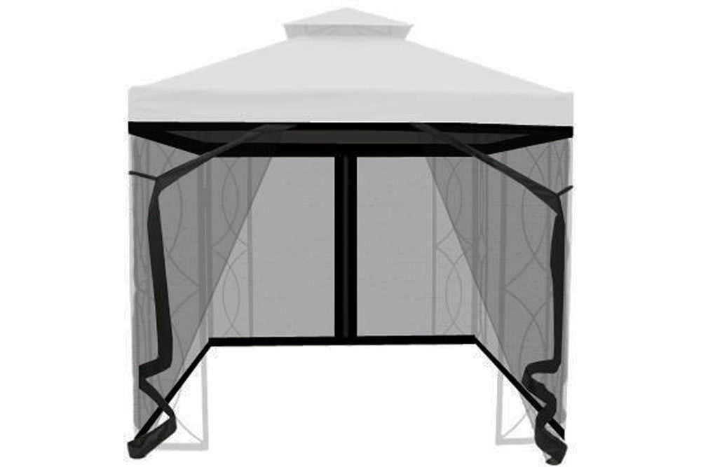 8x8 Ft Gazebo Insect Netting The Outdoor Patio Store