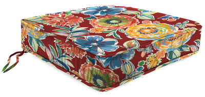 Outdoor Boxed Edge Deep Seat Cushion-COLSEN BERRY RICHLOOM