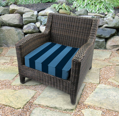 Outdoor Boxed Edge Deep Seat Cushion-PREVIEW CAPRI RICHLOOM