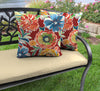 "Outdoor 18"" Accessory Throw Pillows-COLSEN BERRY RICHLOOM"
