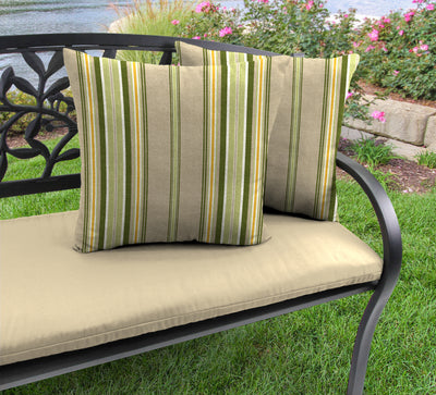 "Outdoor 18"" Accessory Throw Pillows-TERRACE SUNRISE RICHLOOM"