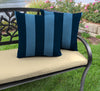 "20"" Outdoor Accessory Throw Pillows, Set of 2-PREVIEW CAPRI RICHLOOM"