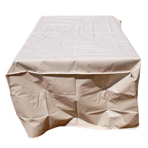 Water Resistant Rectangular Dining Table Cover The