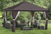 NEW Lowe's 10x12 Steel Gazebo Replacement Canopy