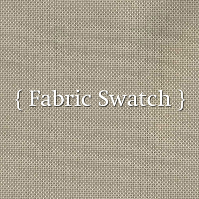 Patio Furniture Cover Fabric Swatch