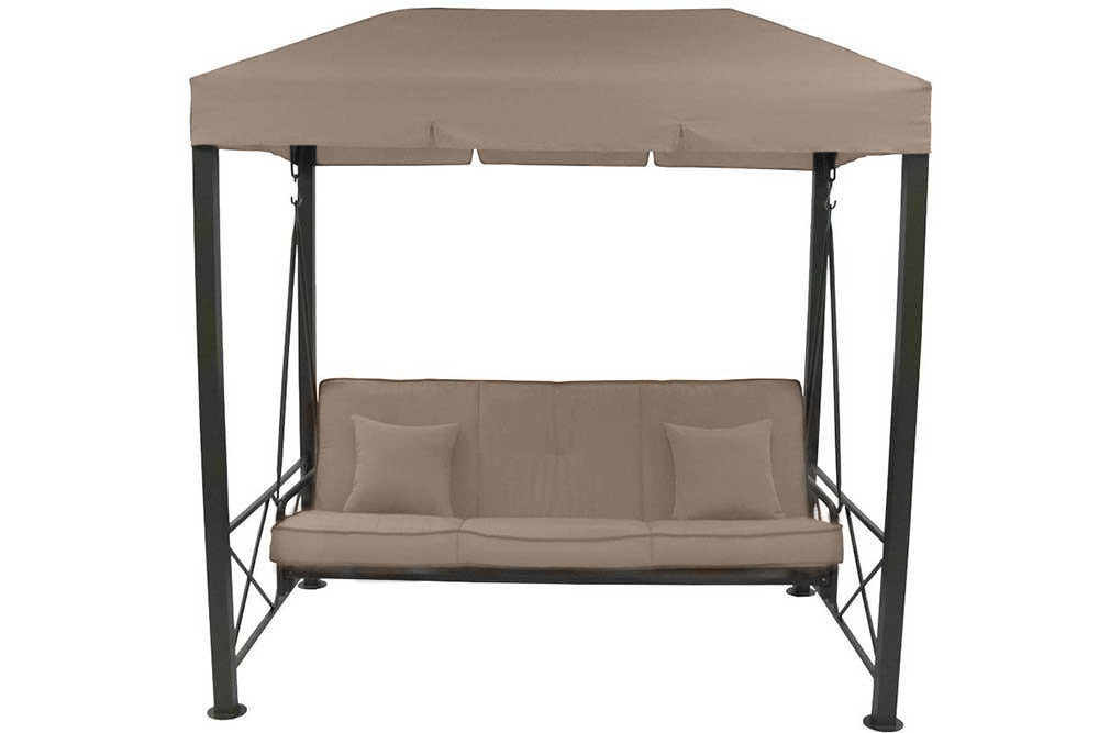 Bon ... Target 3 Person Patio Swing Canopy   High Grade 300D ...