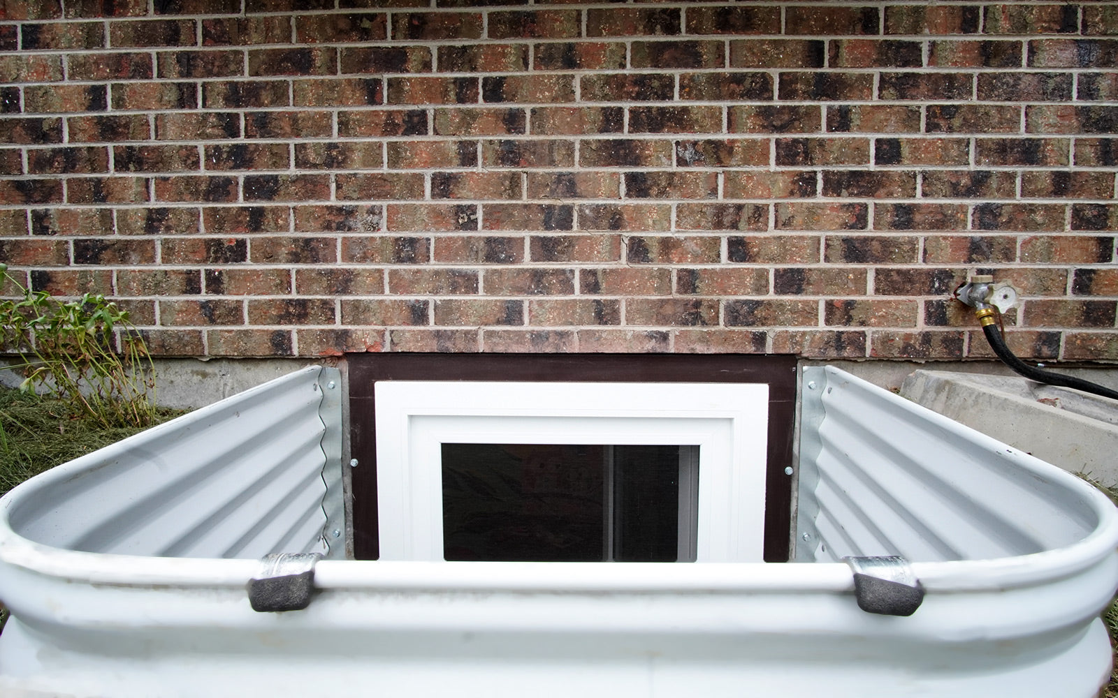 Why Inside Flanges on Window Wells Make Your Install Easier