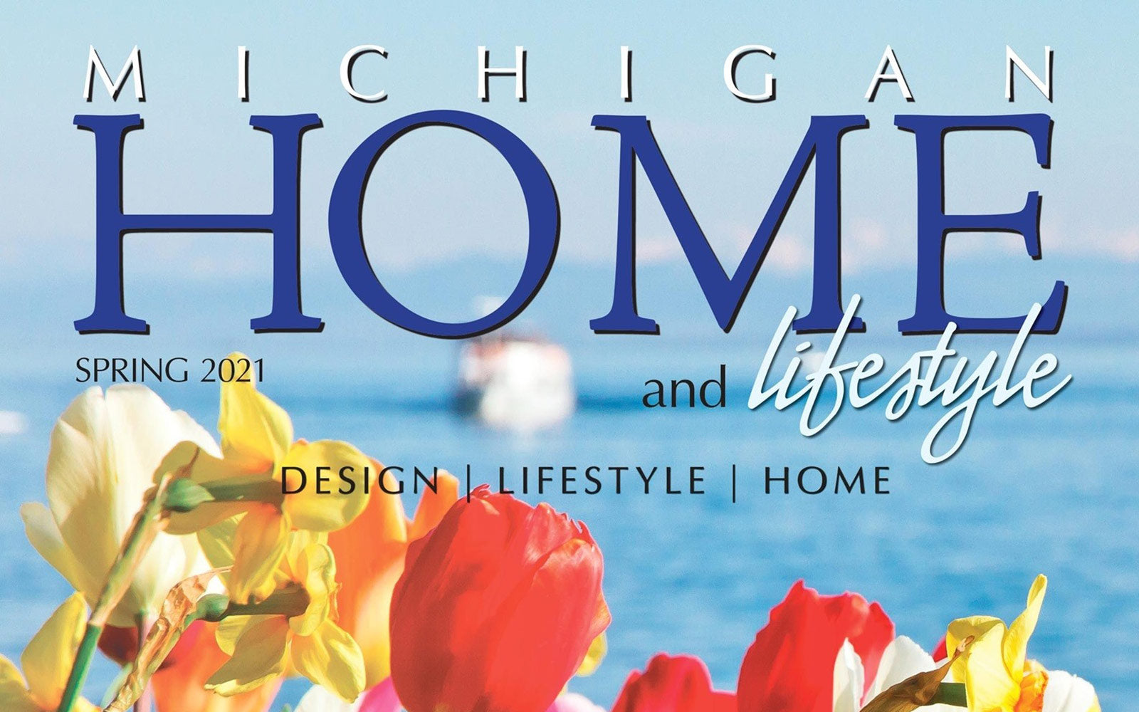 Bright Idea Featured in Michigan Home & Lifestyle
