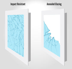 Impact resistant glass vs. traditional egress window glazing