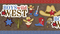 Cenefa boy wild west 005c
