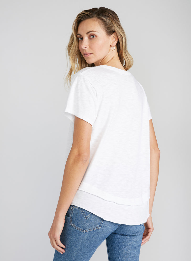 CHRLDR-Ava - Mock Layer T-Shirt