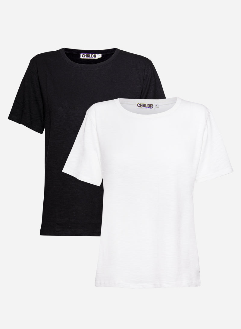 2-PACK of BRYNLEY Wide T-Shirt