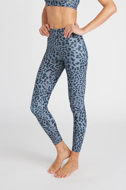 CHRLDR-LEOPARD — High Waisted Leggings