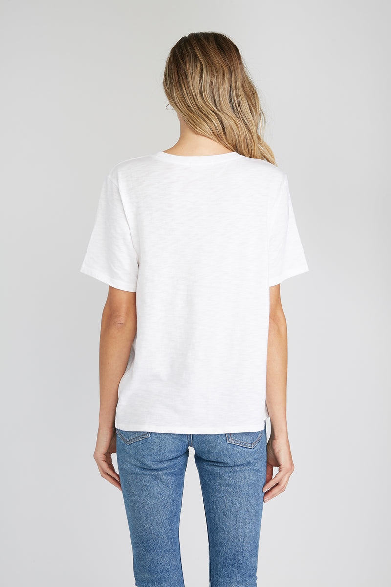 CHRLDR-REGRETTE — Wide T-Shirt