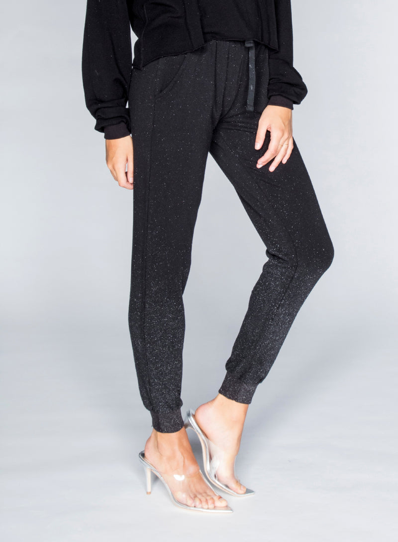 CHRLDR-GLITZ - Flat Pocket Sweatpants
