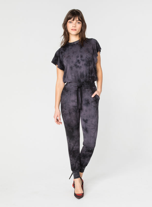 CHRLDR-KRIS - Open Sleeve Jumpsuit