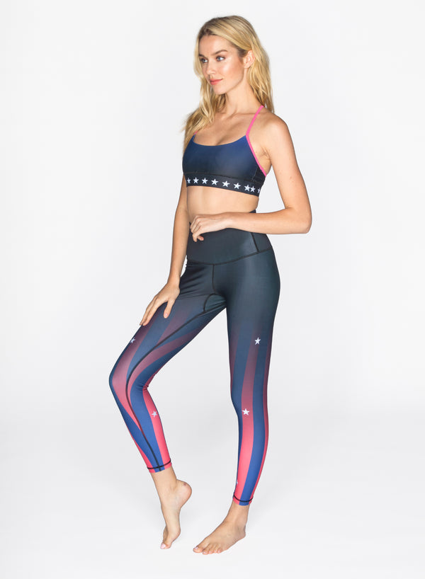 SERIE A — Leggings + Sports Bra