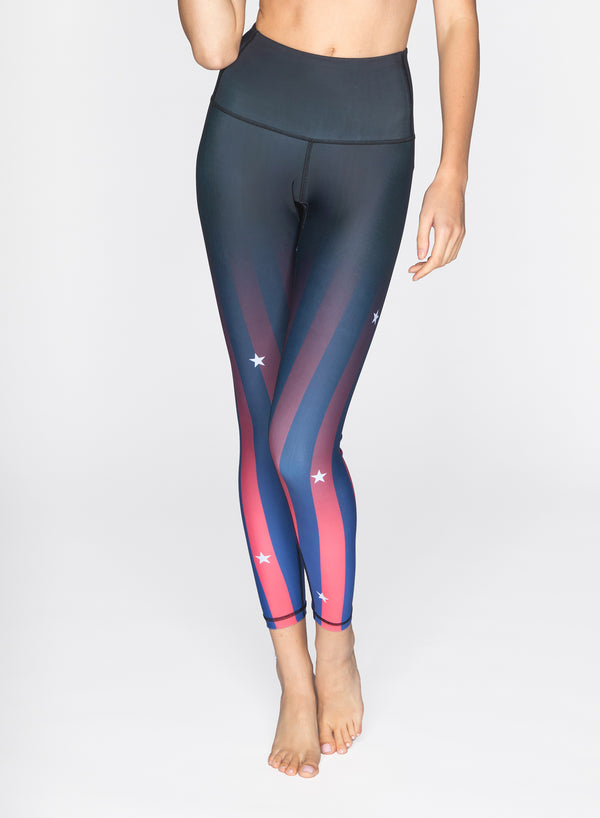 CHRLDR-SERIE A - High Waisted Leggings