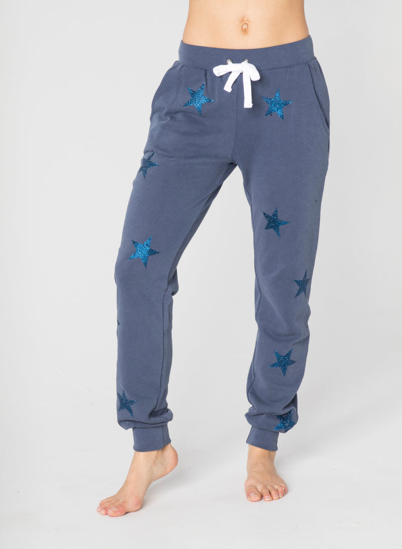 CHRLDR-TILTED STARS - Flat Pocket Sweatpants