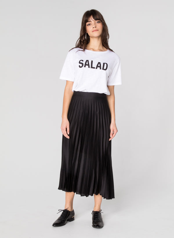 CHRLDR-SALAD - Wide T-Shirt