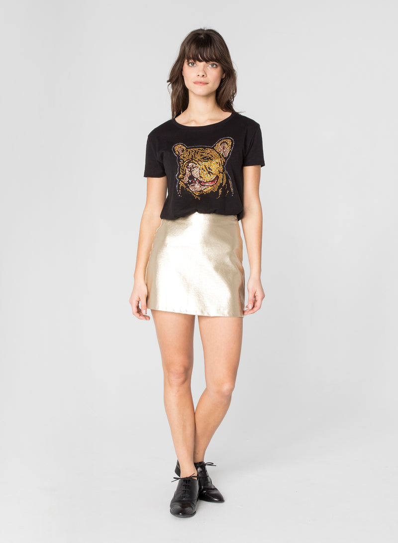CHRLDR-STUDDED FRENCHIE - Classic T-Shirt