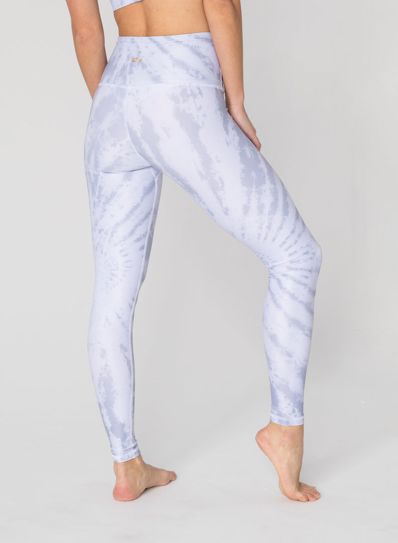 CHRLDR-TIE DYE - High Waisted Leggings