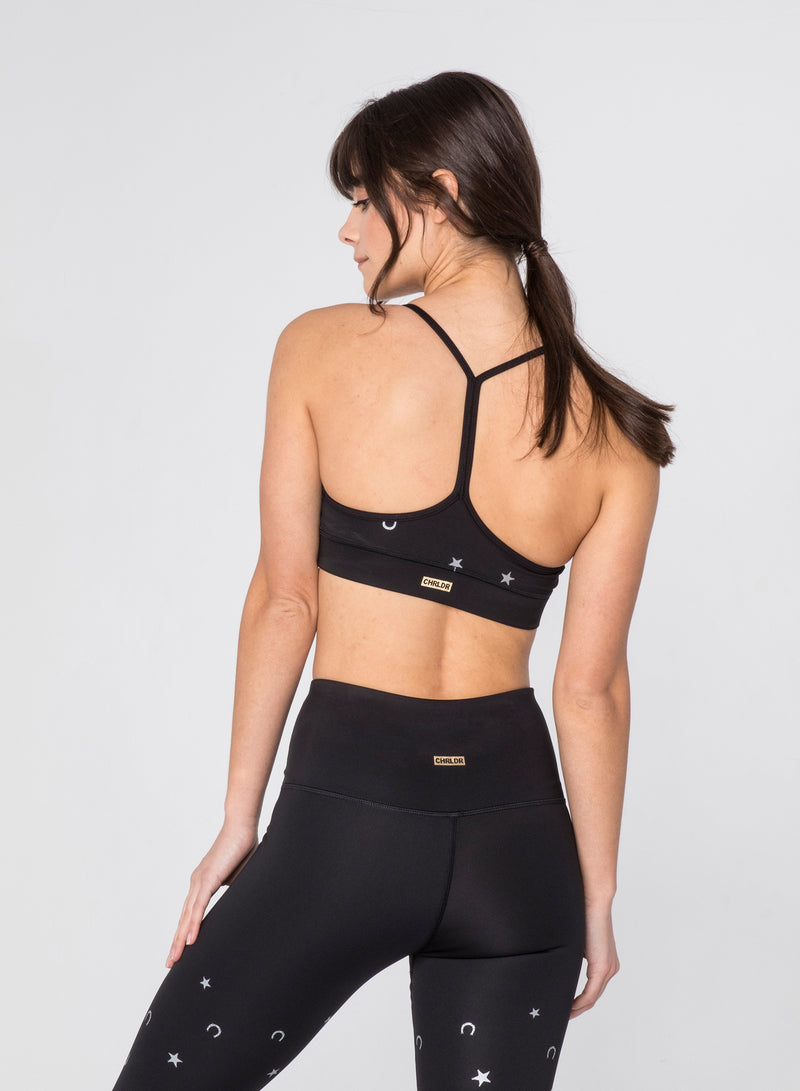 CHRLDR-HORSESHOE - Victory Sports Bra