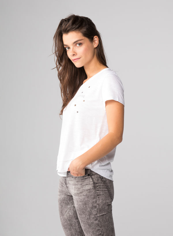 OUT OF OFFICE - Mock Layer T-Shirt