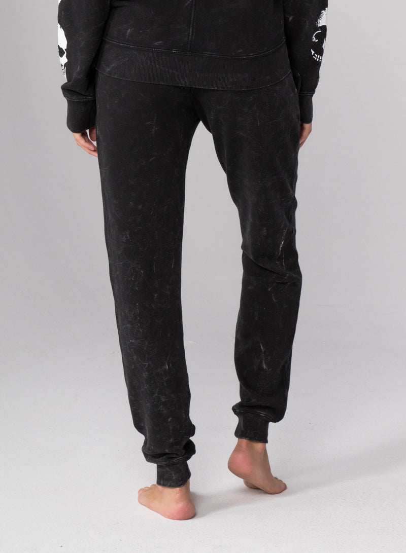 SKULL SHADOW - Flat Pocket Sweatpants