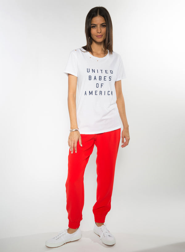 CHRLDR-UNITED BABES — T-Shirt