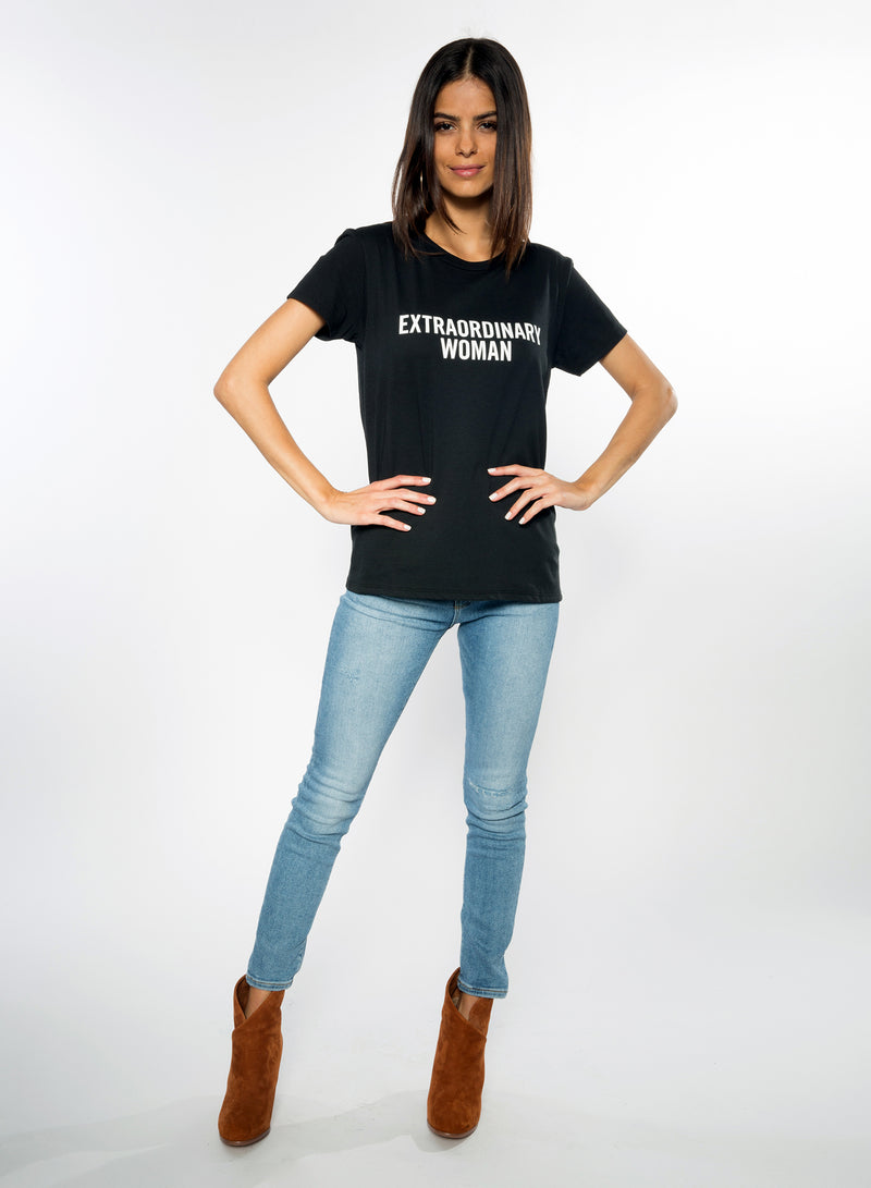 CHRLDR-EXTRAORDINARY WOMAN — T-Shirt