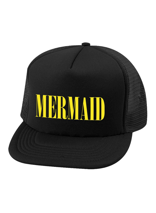 CHRLDR-MERMAID — Trucker Hat