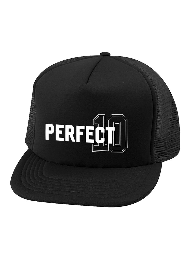CHRLDR-PERFECT 10 — Trucker Hat