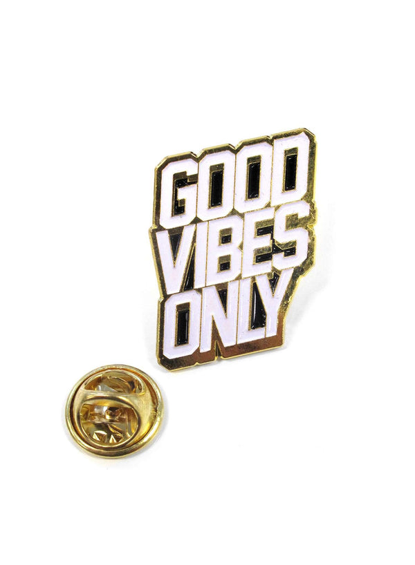 CHRLDR-Good Vibes - Pin