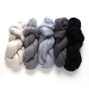 Hazy Gray Roving Pack